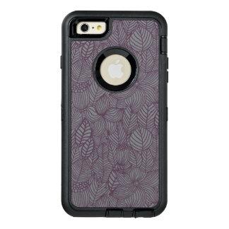 Floral Pattern 4 OtterBox Defender iPhone Case
