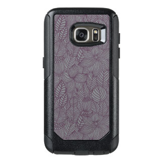 Floral Pattern 4 OtterBox Samsung Galaxy S7 Case
