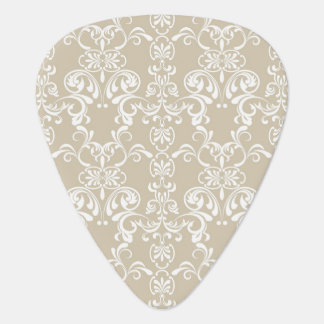 Floral Pattern 4 Plectrum