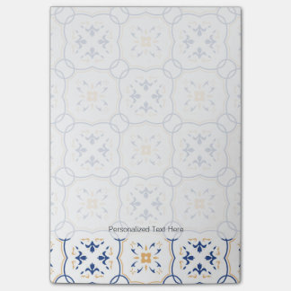 Floral Pattern 6 Post-it Notes