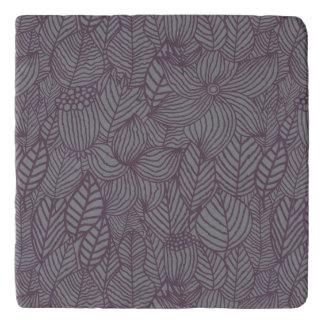 Floral Pattern 7 Trivet