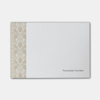 Floral Pattern 9 Post-it Notes