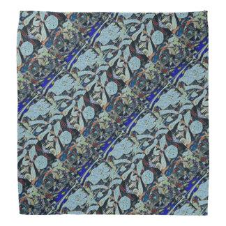 Floral Pattern Bandana