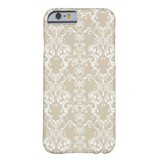 Floral Pattern Barely There iPhone 6 Case
