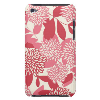 Floral Pattern Barely There iPod Cover