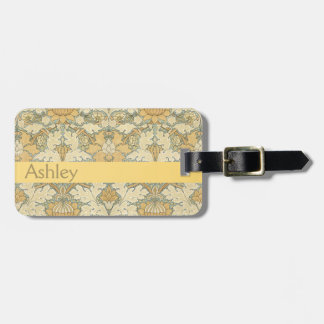 Floral Pattern by William Morris - Luggage Tags