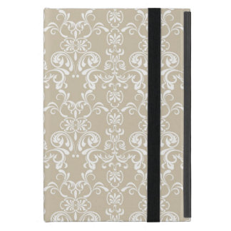 Floral Pattern Cover For iPad Mini