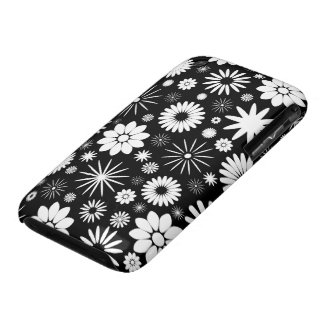 Floral Pattern Design iPhone 3G/3GS Case