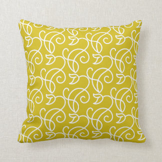 Floral Pattern in Summer Color Cushion