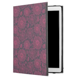 "Floral Pattern iPad Pro 12.9"" Case"