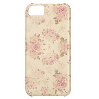 floral pattern iPhone 5C case