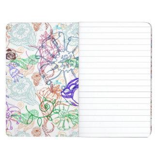 Floral Pattern Journals