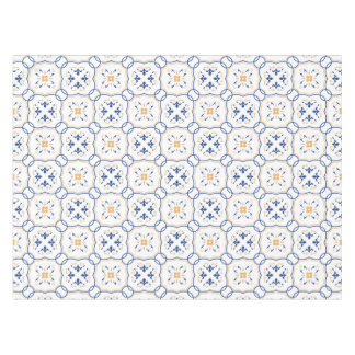 Floral Pattern Tablecloth