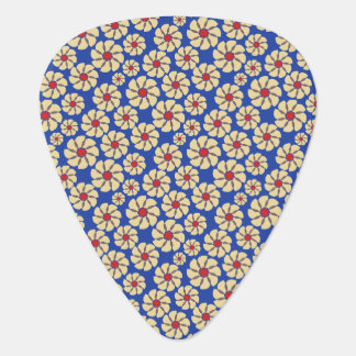 Floral Patterns Plectrum
