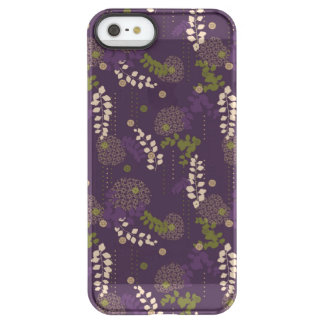 Floral Permafrost® iPhone SE/5/5s Case