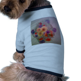 Floral Pet Tshirt
