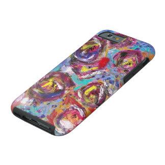 Floral Phone Case Original Art Sheryl Amburgey