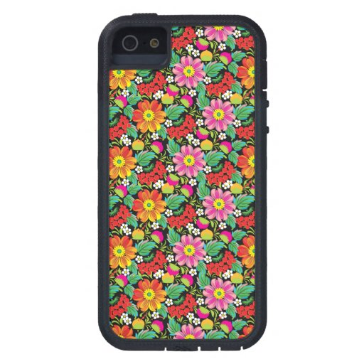 Floral Phone Case - SRF iPhone 5 Covers