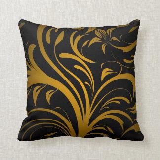Floral pillow throw cushion