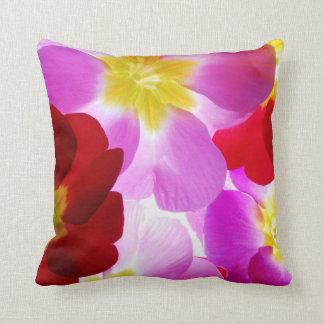 Floral pillow throw cushions