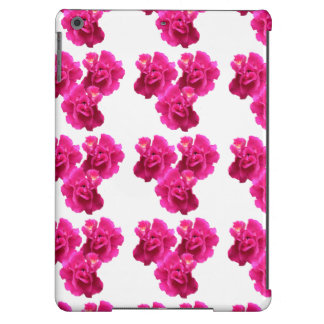 Floral Pink Rose Roses iPad Case Pretty Gifts