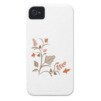 Floral Plant iPhone 4 Case