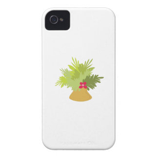 Floral Plant iPhone 4 Cover