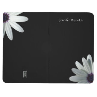 Floral poket journal