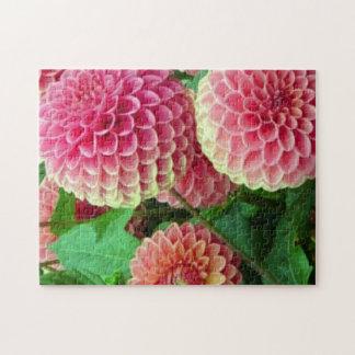 Floral puzzle