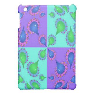 Floral Quilt  iPad Mini Case