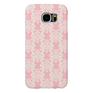 Floral retro damask samsung galaxy s6 cases