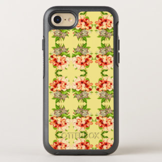Floral Romantic Yellow Girly OtterBox  Phone Case