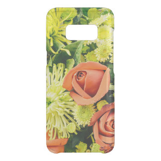Floral Samsung Galaxy S8 Clearly™ Deflector Case