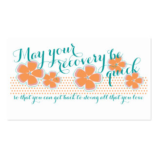 35 Inspirational Get Well Soon Card Messages