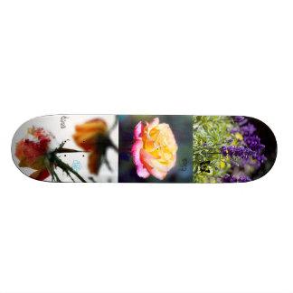 Floral Sk8board Skateboard