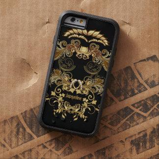 Floral Skull Tough Xtreme iPhone 6 Case