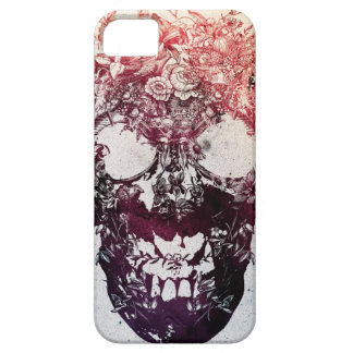 Floral Skull iPhone 5 Covers