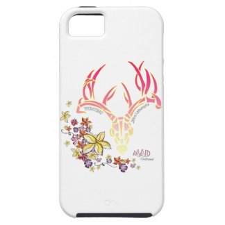 Floral Skull Phonecase iPhone 5 Covers