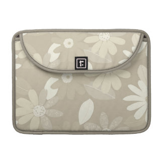 Floral Sleeve For MacBook Pro