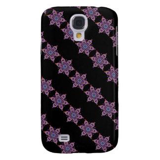 Floral Snow Galaxy S4 Case