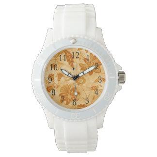 Floral Spiral Watch