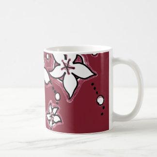 Floral Spray Mug