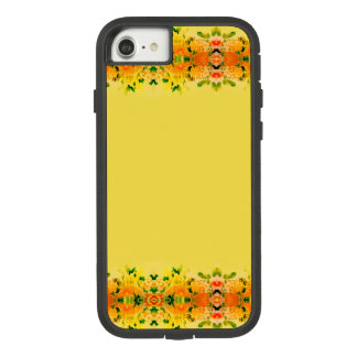 Floral Spring Yellow Gold Fashion Trendy Gifts Case-Mate Tough Extreme iPhone 8/7 Case