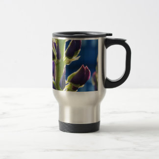 Floral Stainless Steel 444 ml  Travel/Commuter Mug
