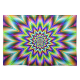 Floral Star Placemat