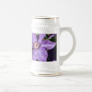 Floral Stien Mug