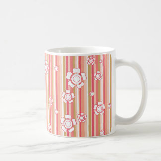 floral stripes_6a mug