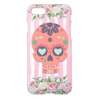 Floral Sugar Skull Case