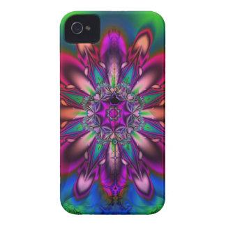 Floral Summer Fantasy iPhone 4 case