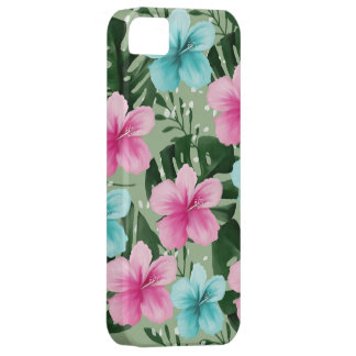 floral summer iPhone 5 case